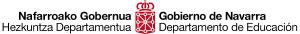 Gobierno de Navarra. departamento de Educación