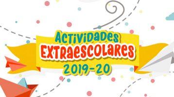 Extraescolares 2019/20