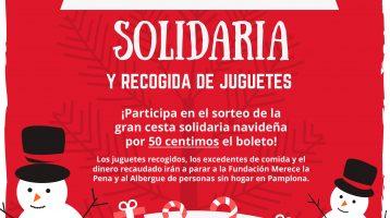 Cesta solidaria