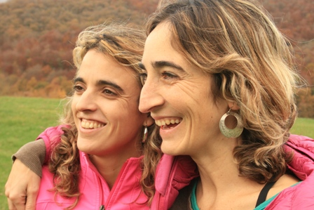 Raquel y Rebeca de Káeru