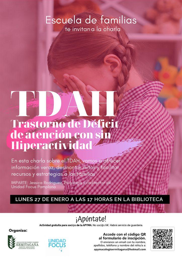 Charla TDAH
