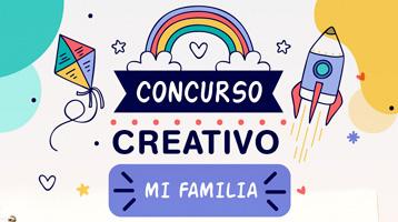 Concurso creativo mi familia